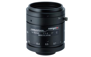 V1614-MP : Manual Iris: Megapixel Monofocal Lenses: Products: Computar